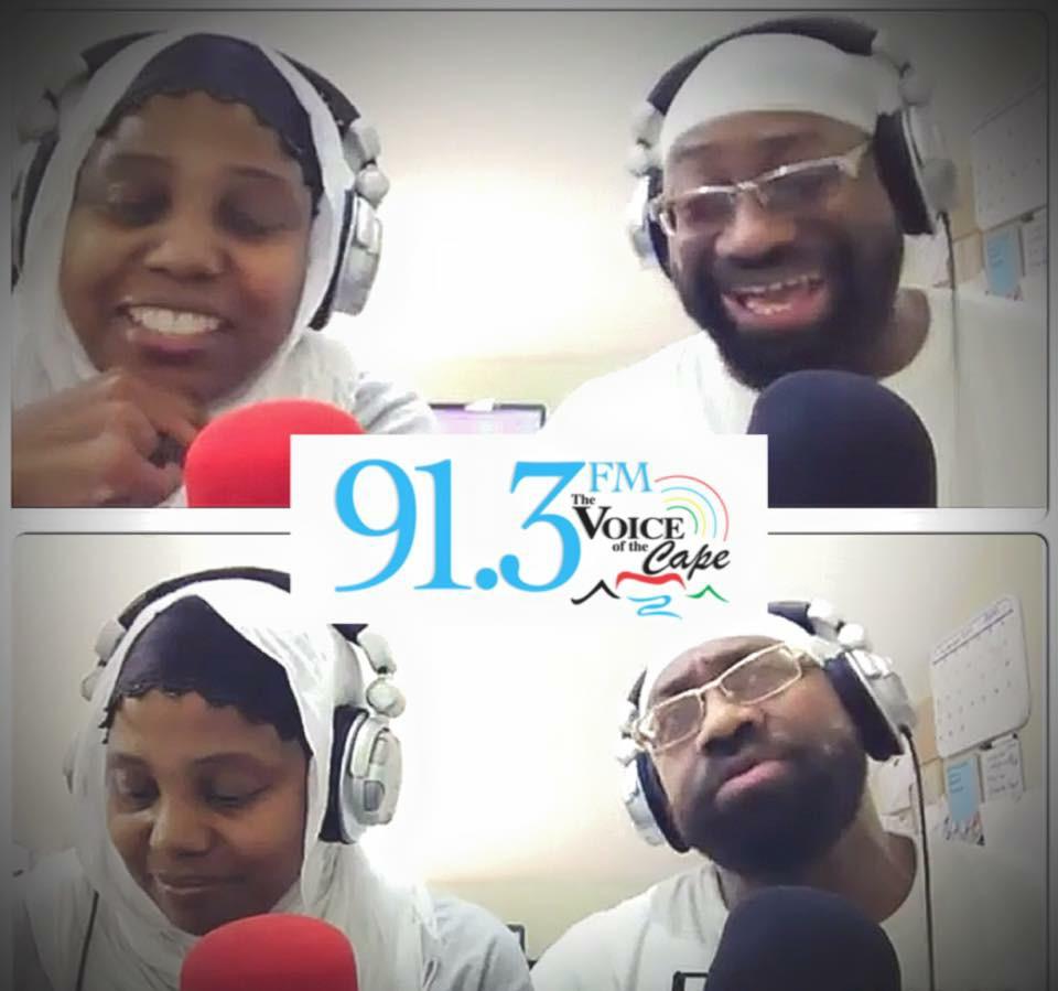 Jenny Triplett and Rufus Triplett on South Africa Radio