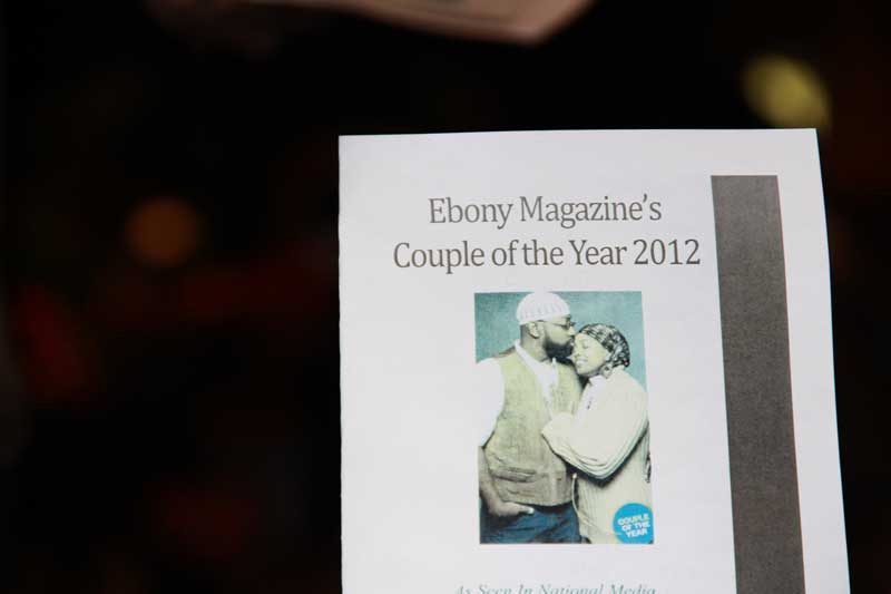 Ebony Magazine Couple of the Year on RufusandJennyTriplett.com