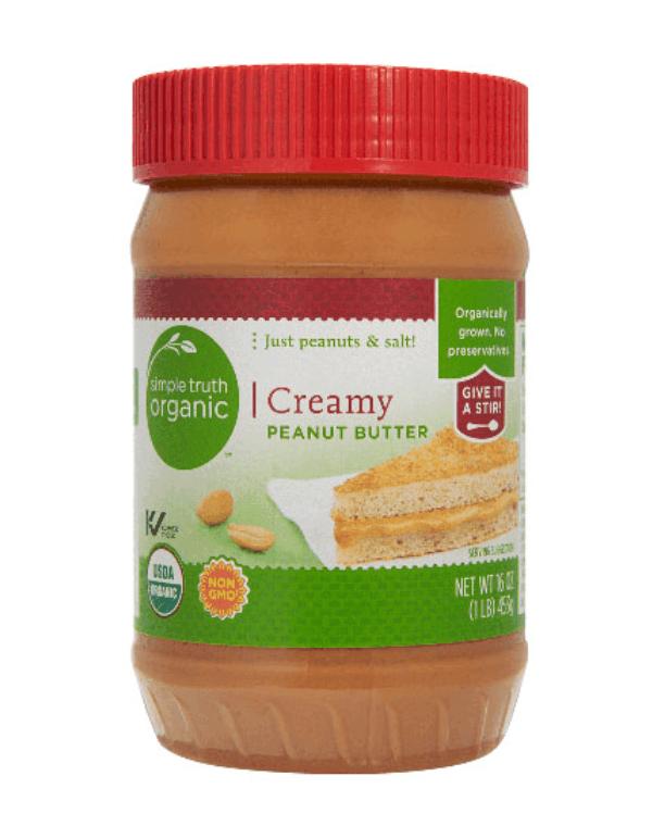 Healthiest Organic Peanut Butter Brands