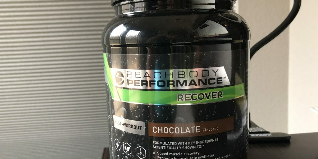 Beachbody Performance Recover Review