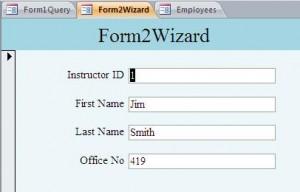 MIS582 Lab 4 - Form 2