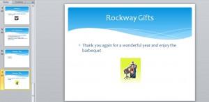 Penn Foster 038201 - Rockway Presentation