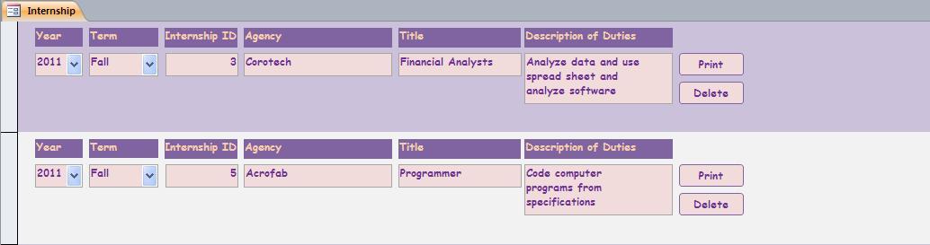 Screenshot_3rd_deliverable_StudentMaintenanceInternshipSubform