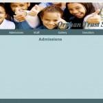 Milestone3: AdmissionPage