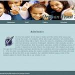 Milestone4: AdmissionPage