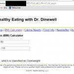 Lab2: Overweight