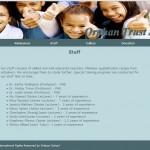 Milestone 4: Staff Page