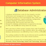 Lab 3: Database Administrator