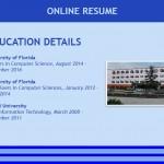 Lab 1: Education
