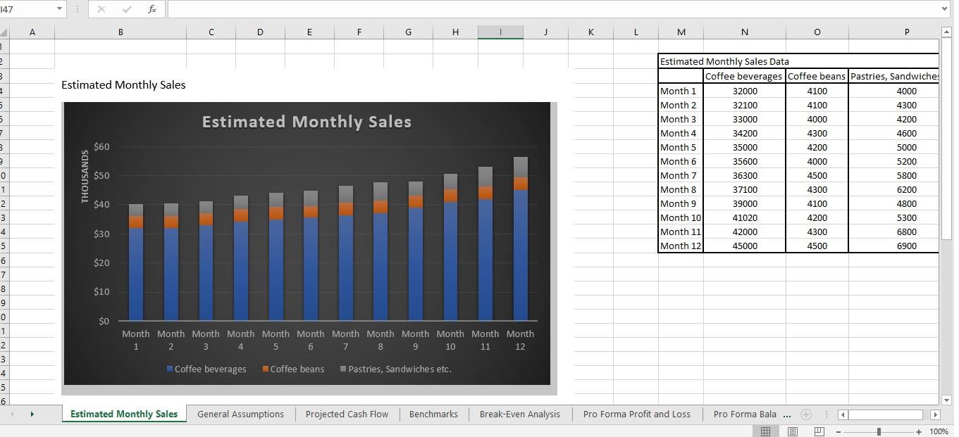 Week 8: Financial report preview
