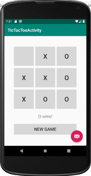 Lab 7: Game Win