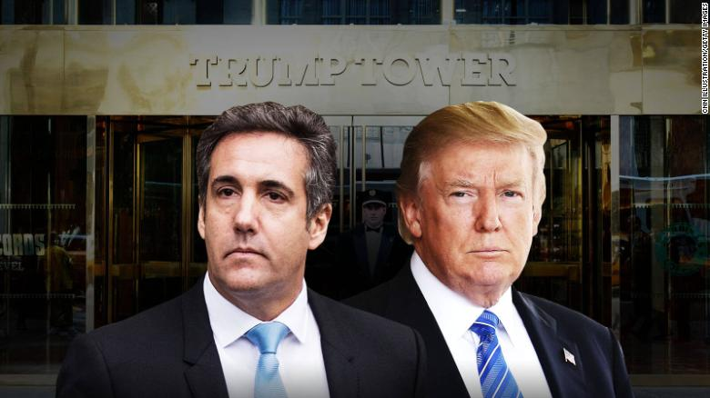 What is Michael Cohen up to?
