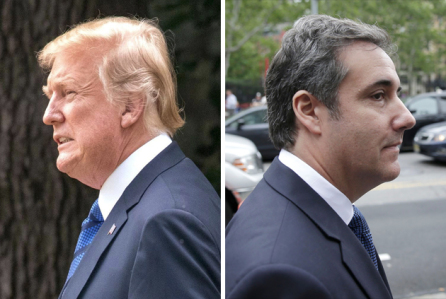 The Mysterious Trump/Cohen Recording