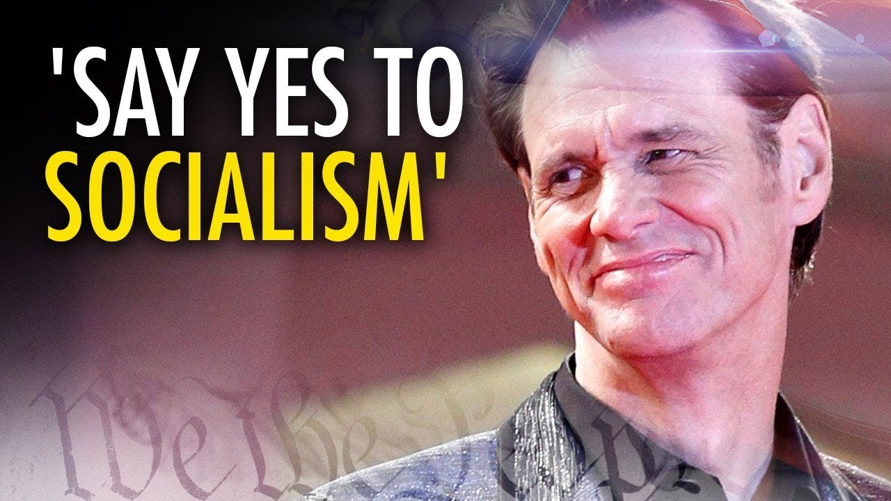 Comedian Jim Carrey Too Typical of Hollywood