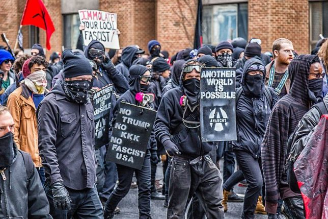 The Left's Mob Rule Mentality