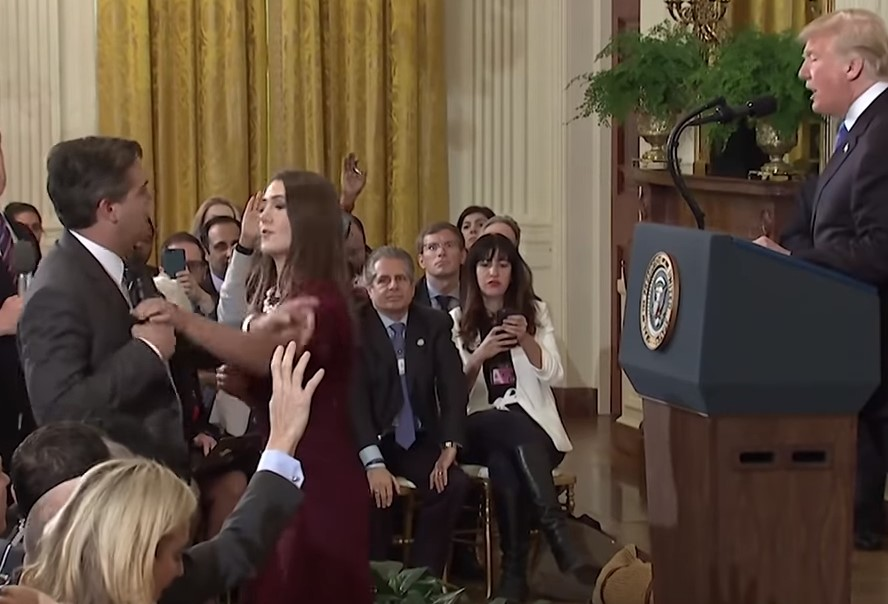 Jim Acosta: The Bad Boy of Journalism