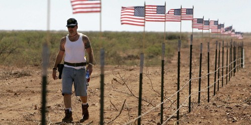 "Armed Militia Warns: ""SECURE THE BORDER NOW!"""