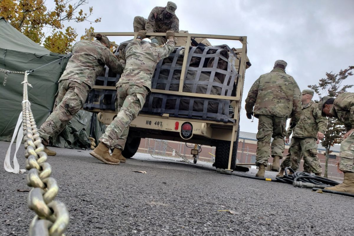 Military to Defend Border Against Assault
