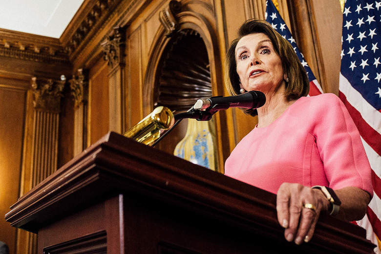 Is Pelosi's Speakership Threatened?