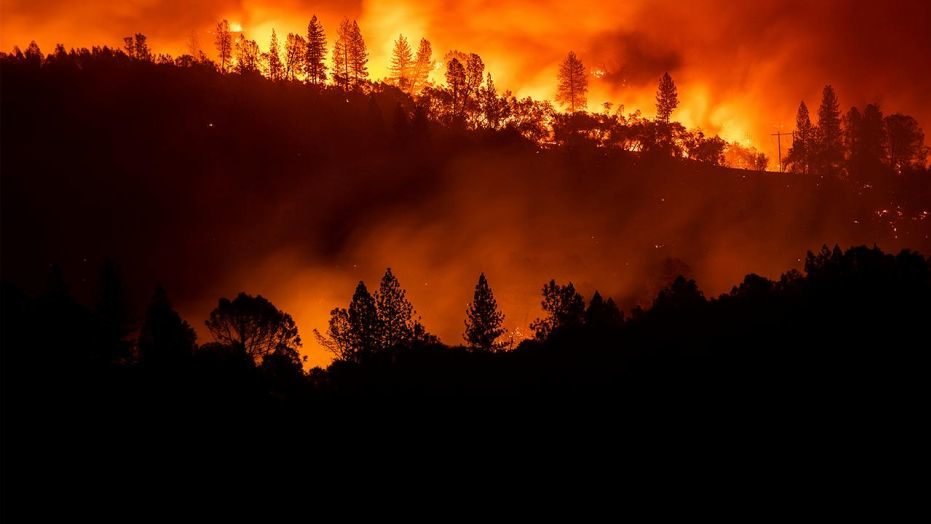 Are Liberals the Cause of WildFires?