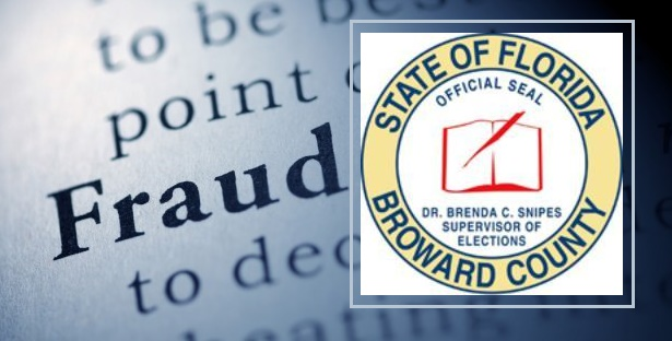 Broward County and Media Lies About Vote Fraud