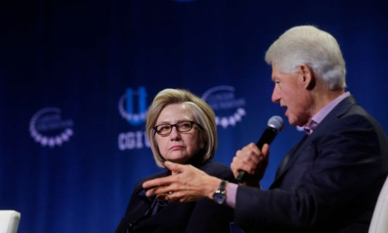 Who Cares About the Clintons?