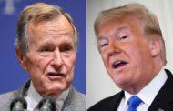Comparing Bush to Trump
