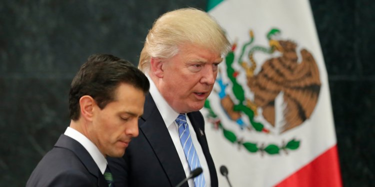 US Chamber Of Commerce Throws its Support Behind US-Mexico Deal