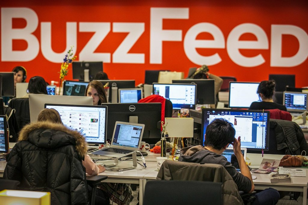 "Mainstream Media Bungles BuzzFeed ""Bombshell"""