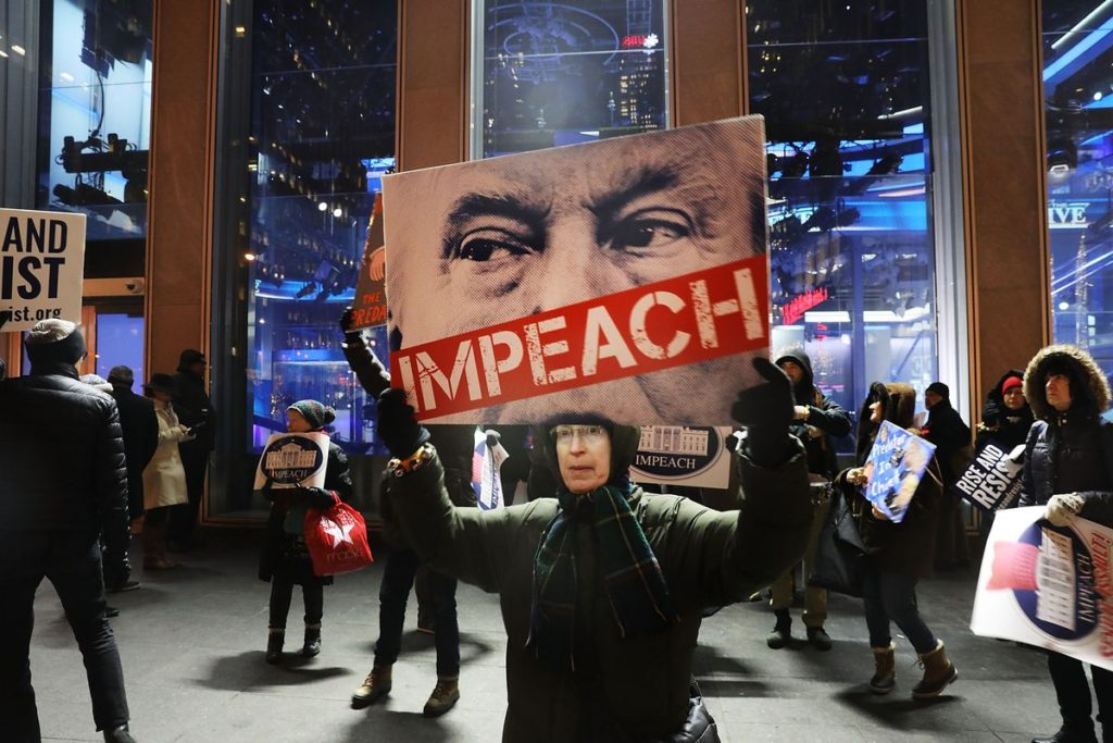 Dems Talk Impeachment Because They Can't Win in 2020