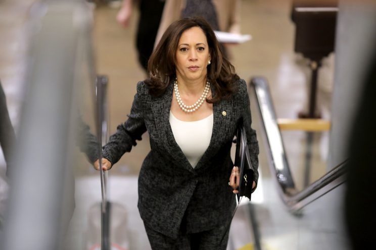 Kamala Harris Announces Run for the White House