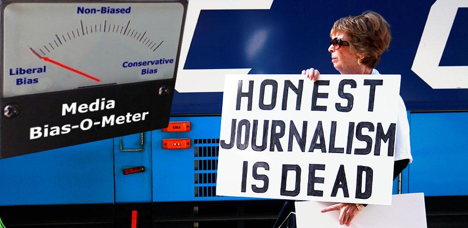 Former CBS News Reporter Admits Mainstream Media Has a Liberal Bias