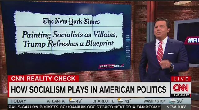 "CNN's ""Reality Check"" needs a … reality check"