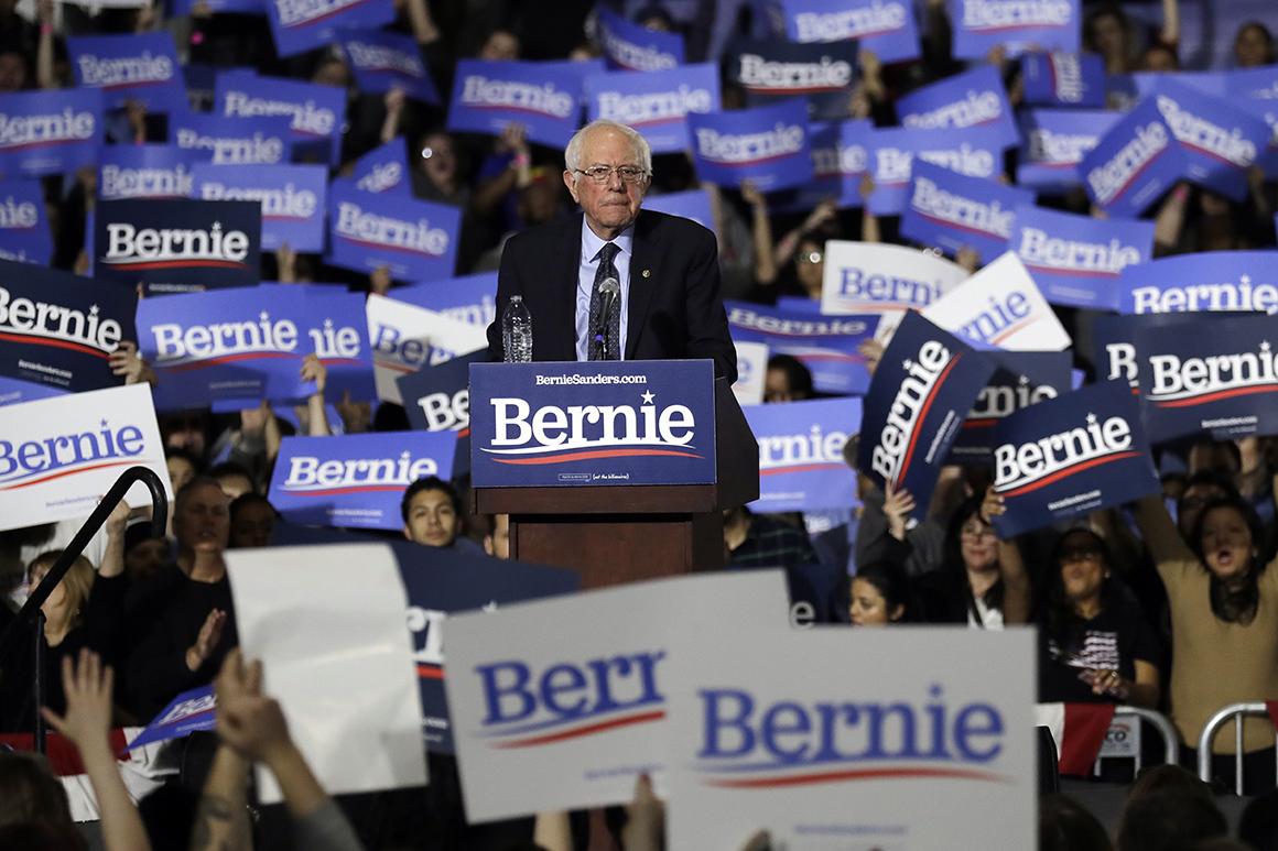 Dems Feeling Burned by Bernie?