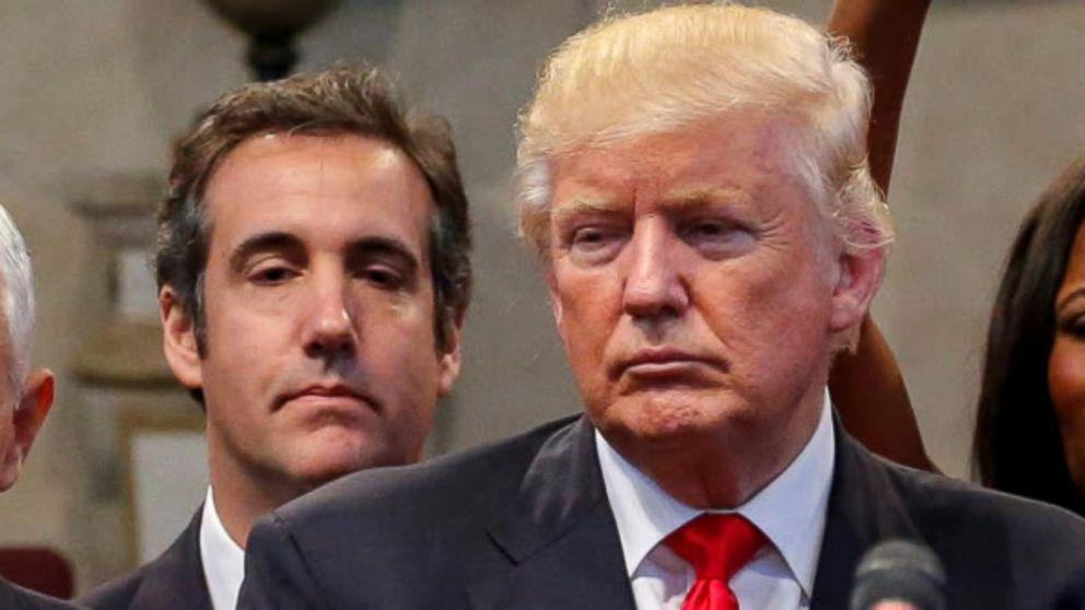 Cohen Lies Again - He Did Ask Trump for a Pardon