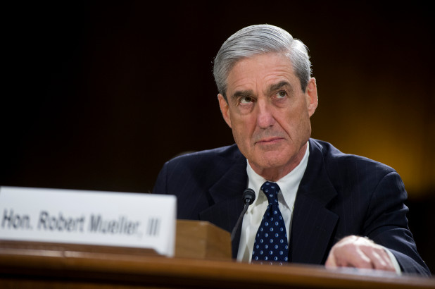 New Poll Says Half of Americans Think Mueller Probe Is a Witch Hunt