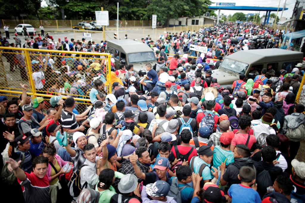 "Trump is right about border ""crisis""… and even the left can no longer ignore it"
