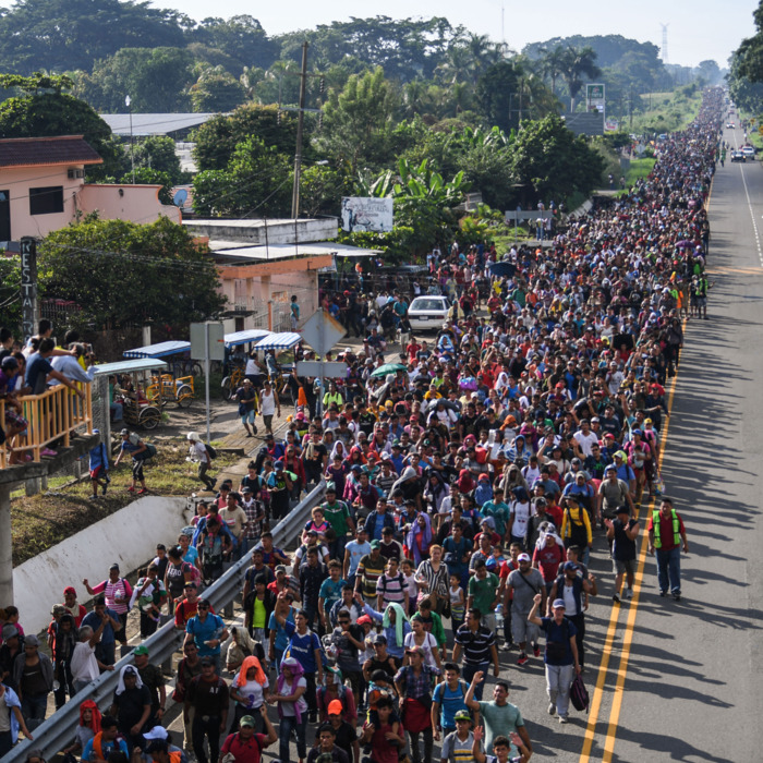 Trump Expands 'Catch and Release' amid surge of Mexican and Central American migrants