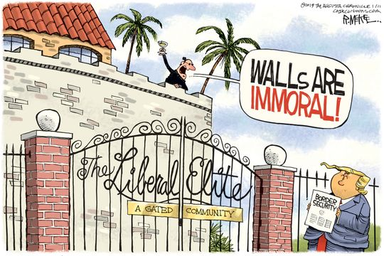Sending migrants to sanctuary cities makes me laugh at progressive hypocrisy