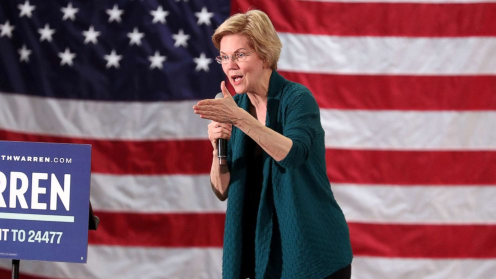 Warren Goes to the Wealth Tax Well One More Time for Free College