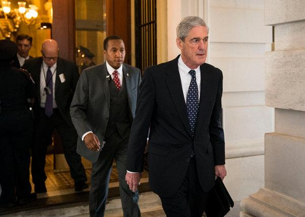 White House Counsel Says Mueller and His Team Failed to Do Their Jobs