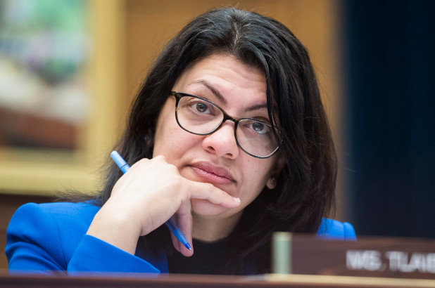 Rashida Tlaib Defends Her Offensive Holocaust Remarks