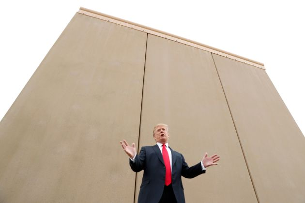 Trump Administration Reallocating Billions for Border Wall