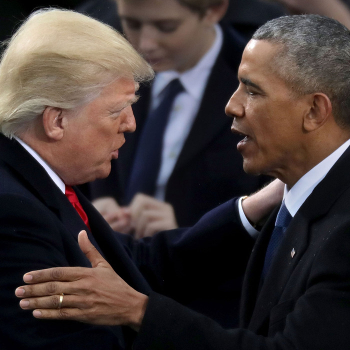 Trump Higher Than Obama On Reelection Scoreboard
