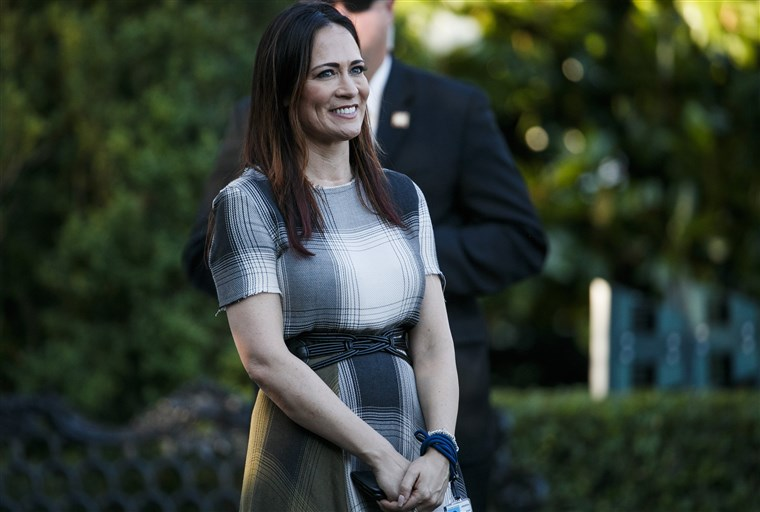 Stephanie Grisham Is The New White House Press Secretary