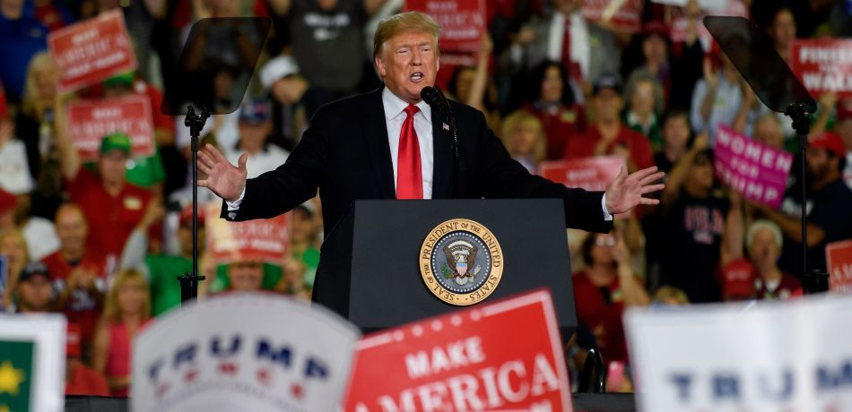 Most Americans Think President Trump Wins 2020