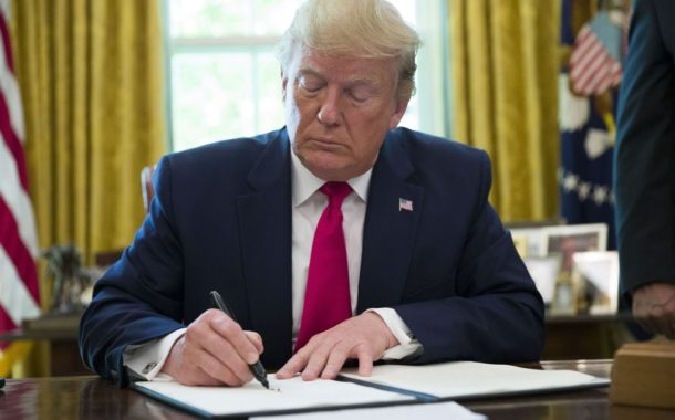 Trump Issues Executive Order for Stronger Sanctions Against Iran