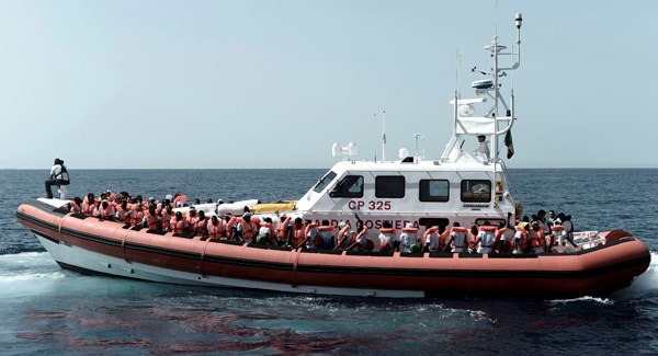 Salvini receives go-ahead to begin restricting NGOs transporting illegal migrants into Italy
