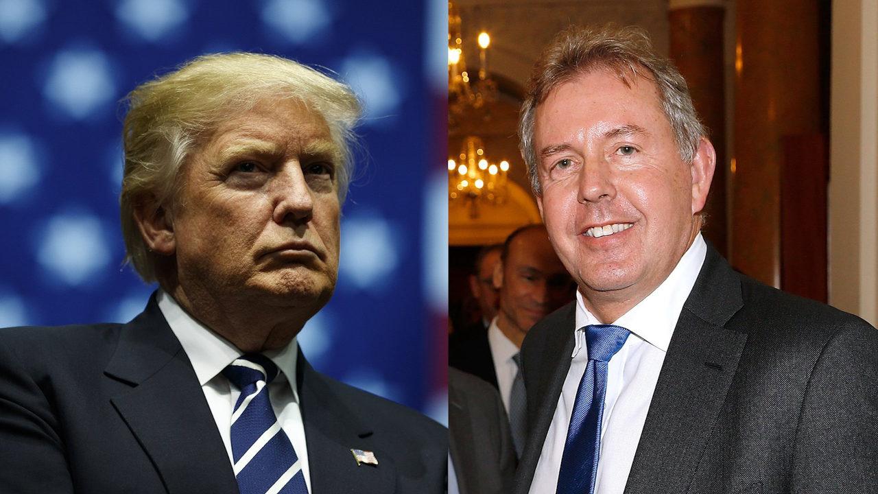 British Ambassador Tears Into President Trump