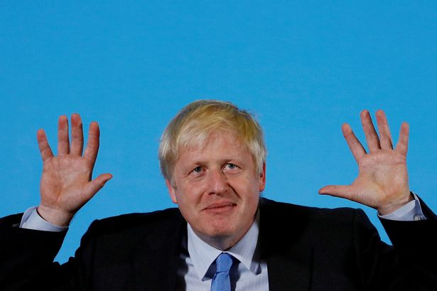 Conservatives Count On Boris Johnson To Deliver Brexit